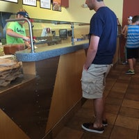 Photo taken at Qdoba Mexican Grill by Maddie H. on 7/22/2014