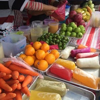 Photo taken at Bazaar Ramadhan Bandar Sri Permaisuri (بازار رمضان بندر سري ڤرماءيسوري) by NAQSZADA on 7/13/2014