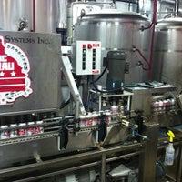 Photo taken at DC Brau Brewing Co by Bob M. on 8/17/2013