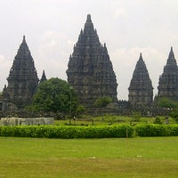 Photo taken at Candi Prambanan (Prambanan Temple) by Emanuel Heru N. on 12/29/2012