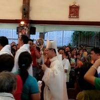 Photo taken at San Jose De Trozo Parish by Jaina F. on 5/5/2013