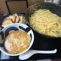 Photo taken at 三ツ矢堂製麺 下北沢店 by Eric K. on 11/3/2014