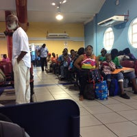 Photo taken at Port of Spain Ferry Terminal by TheRoadTo on 7/31/2016