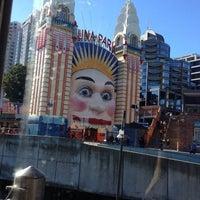 Photo taken at Luna Park by Jennifer W. on 6/16/2013