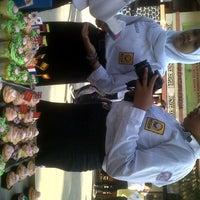 Photo taken at SMP Negeri 1 Bandung by justika fitrya a. on 10/16/2013