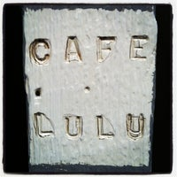 Photo taken at Lulu Cafe by Jim B. on 2/2/2013