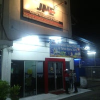 Photo taken at JNE by Hendri F. on 12/28/2012