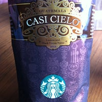 Photo taken at Starbucks by Fuzzy Dunlop on 1/19/2013