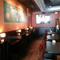 Photo taken at The Hill Café by David B. on 4/13/2013