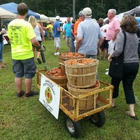 Photo taken at Hanover Crab Feast by David B. on 8/17/2013