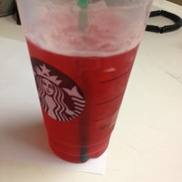 Photo taken at Starbucks by Rebecca M. on 1/25/2013