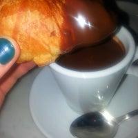 Photo taken at Chocolateria Rotonda by Bianca on 12/27/2012
