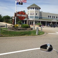 Photo taken at Seacoast Harley-Davidson by Gin, Saydie & Marx J. on 7/5/2014