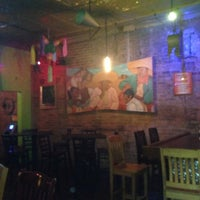 Photo taken at Mesa Tacos and Tequila by Kim W. on 10/8/2013