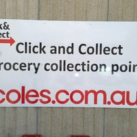 Photo taken at Coles by Shayne T. on 3/15/2013