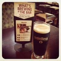 Photo taken at Gordon Biersch Brewery Restaurant by Tony E. on 1/23/2013