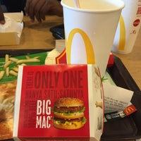 Photo taken at McDonald's by Wong K. on 11/20/2016