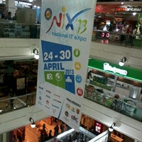 Photo taken at Java Supermall by nisa n. on 4/26/2013