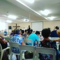 Photo taken at Comunidade Bom Pastor by Fábio E. on 2/8/2016