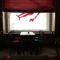Photo taken at Арт-кафе «Стендаль» by Annet on 2/3/2013