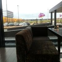 Photo taken at Van der Valk Hotel Middelburg by Nick L. on 12/31/2012