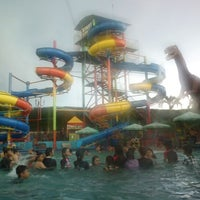 Photo taken at Suncity Waterpark by Otek09 on 1/17/2013