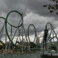 Photo taken at Islands Of Adventure Lighthouse by Keyller F. on 1/18/2013