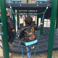 Photo taken at John Jay Playground by stephanie on 12/11/2015