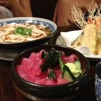 Photo taken at Hideki Sushi Bar e Restaurante by Guilherme M. on 1/27/2013