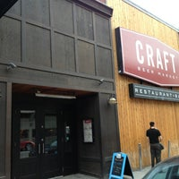 Photo taken at Craft Beer Market by Christine G. on 3/1/2013
