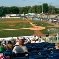 Photo taken at Eastwood Field by Chris D. on 6/17/2014