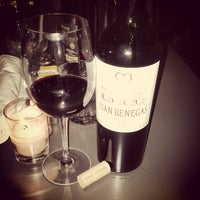 Photo taken at Postino Winecafé by Melissa I. on 1/8/2013