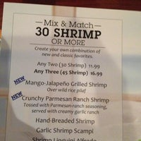 Photo taken at Red Lobster by Prince S. on 1/12/2013