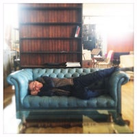 Photo taken at Regan and Smith Antiques by Giovanni d. on 2/13/2013
