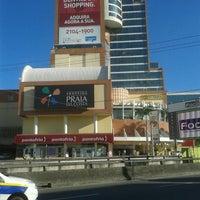 Photo taken at Shopping Praia da Costa by Cassiano A. on 4/20/2013