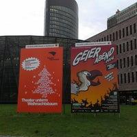 Photo taken at Stadt- und Landesbibliothek Dortmund by conilon p. on 12/17/2013