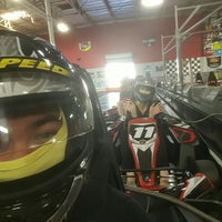 Photo taken at K1 Speed Carlsbad by Andre Moose G. on 7/21/2015
