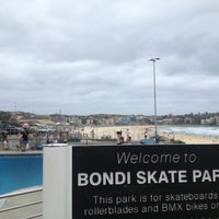 Photo taken at Bondi Skatepark by DooLee P. on 1/2/2013