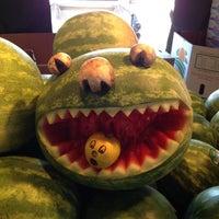 Photo taken at Soulard Farmers Market by Nathan R. on 7/13/2013