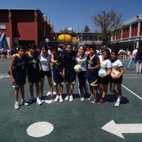 Photo taken at Instituto Inglés Mexicano by Guillermo J. on 3/8/2014