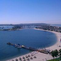 Photo taken at Catamaran Resort Hotel and Spa by Derek S. on 9/15/2012