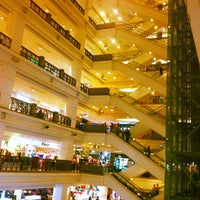 Photo taken at Berjaya Times Square by Marcus L. on 3/20/2013