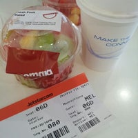 Photo taken at Newcastle Airport (NTL) by Fiona M. on 9/27/2012
