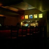 Photo taken at Eros Restaurant & Bar by Debi B. on 11/2/2012