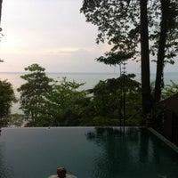 Photo taken at Baan Krating Khao Lak Resort Phang Nga by Noom N. on 5/3/2014