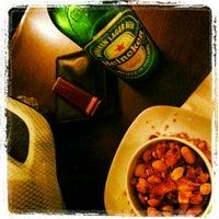 Photo taken at Tezgah Kitapevi Cafe Bar by -siNa on 12/8/2012