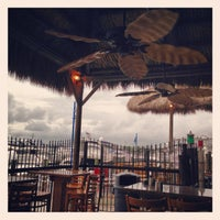 Photo taken at Monty's Fish and Stone Crab Restaurants by Nithya S. on 5/20/2013