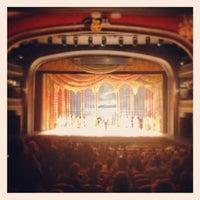 Снимок сделан в Новая опера пользователем AnnaNaGrani 4/11/2013