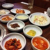 Photo taken at Hyang-to-gol Korean Restaurant by Wendy K. on 7/24/2014