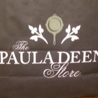 Photo taken at The Paula Deen Store by Taste and See ™. on 5/24/2013